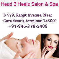 Head 2 Heels Salon Spa