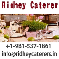 Ridhey Caterer